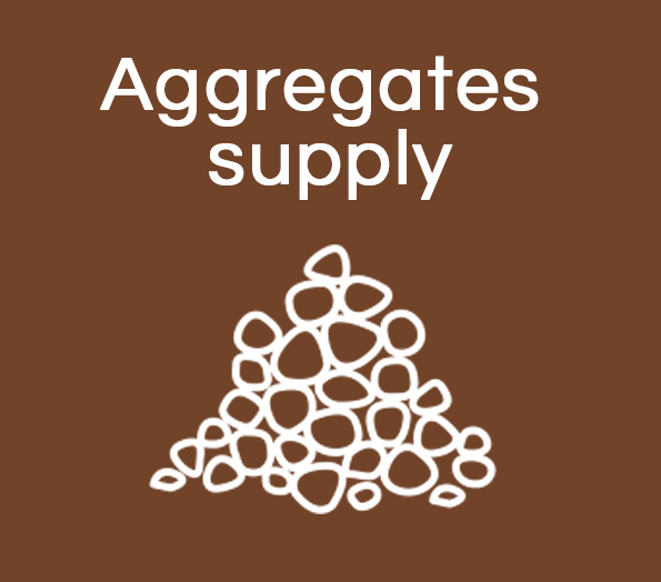 aggregates supply