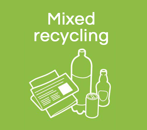 mixed waste recycling