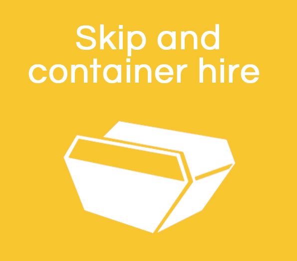 skip and container hire